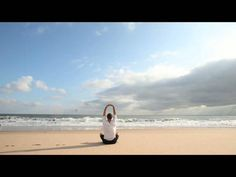 morning yoga - 15 minutes to wake up for a beautiful day. This video is perfection.