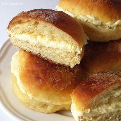 Biscayenne: para glotones irredentos: Bollos de mantequilla de Bilbao: El Amparo o el bollo primigenio