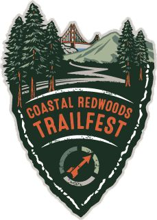 Coastal Redwoods Trailfest Trail Running Festival is a celebration of trail running, music, food, and the beautiful natural world around us! Running Club, Trail Running, Porsche Logo, Coastal, Bucket, Racing, Vacation, Logos, Running