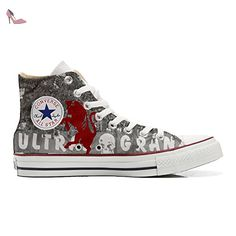 Converse All Star Slim Chaussures Coutume Mixte Adulte (Produit Artisanal) Hippie Paisley Size 32 EU MtVz1Cf
