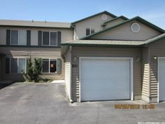 $85,000 Cute two bedroom townhouse in newer development. Well maintained with one full bathroom and one 1/2 bathroom. One car attached garage and one exterior parking space. Park and picnic area for kids!! Purchase this home for as little as 3% down with HomePath Mortgage financing. Call for a showing today! Christine Bybee 801-458-9017 MLS# 1166558