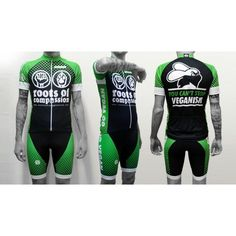roots of compassion - cycling jersey 2013 - roots of compassion vegan store - vegan shopping - organic, fair trade, palm oil free