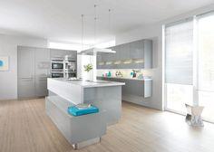 Cuisine parallèle Strass Cloud - Schmidt - Marie Claire Maison