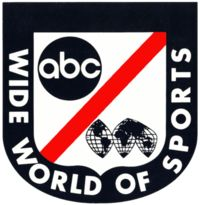ABC Wide World of Sports. The thrill of victory, and the agony of defeat.