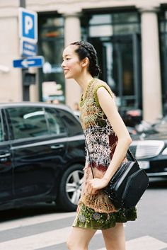 Vanessa Jackman: Paris Couture Fashion Week AW 2012/13...Fei Fei