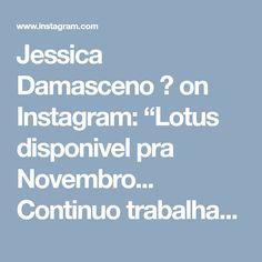 """Jessica Damasceno 🎨 on Instagram: """"Lotus disponivel pra Novembro... Continuo trabalhando com a ideia do cliente, mas vou postando alguns desenhos que vao ter preferencia na…"""""""