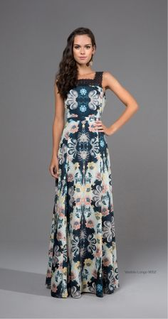love this design and outfit! the length and the way it flows caught my attention. #modest is #cute!