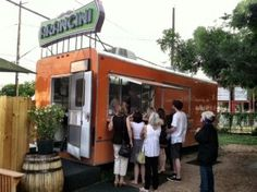 Italian Food Truck ~ I want to own this and cook to my hearts content!