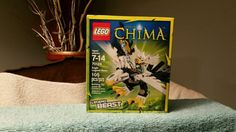 Building Toy Lego Legends Of Chima Eagle Beast Legend 70124 Play Kids Gift New  #LEGO