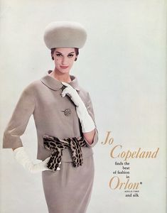 Jo Copeland for Orlon 1960 | barbiescanner | Flickr