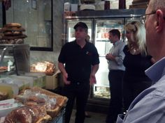 """DiPalo's - a really great spot in New York's """"Little Italy""""."""