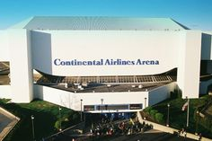 Continental Airlines Arena - E. Rutherford, New Jersey USA