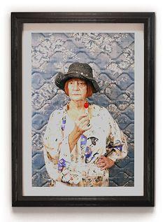 """""""Sonya"""" - Dean Hutton,  2014 Art Fair, Lovers Art, Dean, Contemporary Art, Africa, Gallery, Artist, Painting, Roof Rack"""