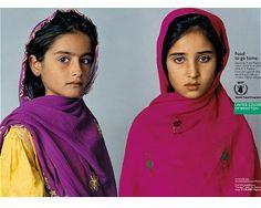 Campagne publicitaire Benetton, 2003 © Fabrica