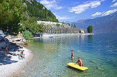 Lake Garda Beaches-Porto di Tignale