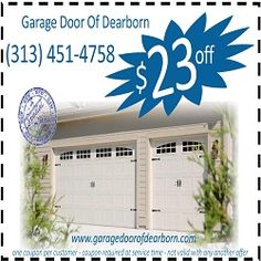 One of the ignored parts of a home yet is constantly utilized is the garage door. When it isn't appropriately kept up, there is an awesome possibility that any piece of the garage door may break and result to a significant issue.
