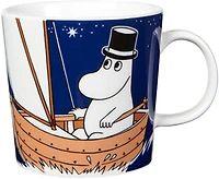 Mukit ja kupit - Iittala.com FI Moomin Shop, Moomin Mugs, Design Shop, Mug Papa, Les Moomins, Tove Jansson, Porcelain Mugs, Deep Blue, Finland