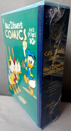 The CARL BARKS Library of Walt Disney's Donald Duck Vol 9 Dell Comics' Walt Disney's Comics and Stories SHRINKWRAPPED