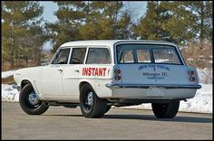 1963 Pontiac Tempest Station Wagon 421 Super Duty, 1 of 6 Produced presented as lot S114 at Indianapolis, IN 2010 - image2
