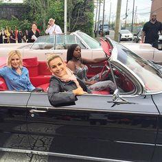 Natalya, Trinity, Renee Young