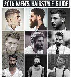 メンズヘアスタイル刈り上げ七三外国人