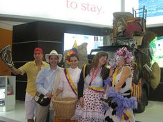 Fotos de gente como tu: Visitantes del stan de Colombia en ITB Berlin 2010 by Colombia Travel, via Flickr Straw Bag, Bags, Fashion, Bucaramanga, Colombia, Handbags, Moda, Fashion Styles, Totes