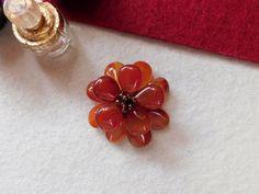"""""""Flori de piatră-Bijoux"""" albumul II-bijuterii artizanale marca Didina Sava Agate, Handmade Jewelry, Stud Earrings, Invitations, Album, Stone, Jewerly, Rock, Handmade Jewellery"""