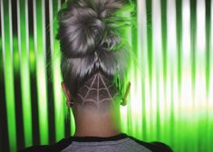 Want to wow the crowd with your hair this Halloween? Then check out the latest mane trend sweeping Instagram: Halloween undercut hairstyles! | All Things Hair - From hair experts at Unilever