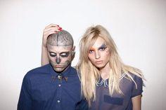 Zombie Boy и Андрей Пежич: фотосессия для бренда Auslander | GOSSIP