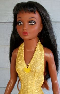 African American Tiffany Taylor doll vintage from by ThisandThat4U, $89.95