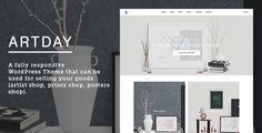 Artday v1.3.1 - Creative Artist WordPress Shop  -  http://themekeeper.com/item/wordpress/artday-creative-artist-wordpress-shop