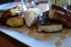 Torrijas at Bulla, Coral Gables, FL. (Photo by: Gourmandj)