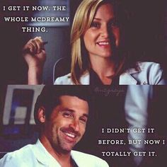 Grey's Anatomy - McDreamy