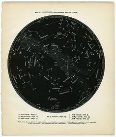 Constellation Map