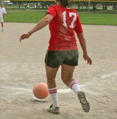 Sloshball = Kickball with beer! | SARC Augusta | augustakickball.com | KICKBALL
