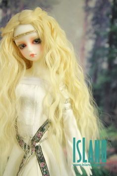 BJD Dollfie Dolls | ... Princess Islanddoll 1/4 mini super dollfie MSD bjd Free face-up eyes