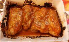 Ik hou echt niet van vlees maar een kipfiletje op z'n tijd kan ik waarderen. Zeker als er dan nog 'iets' mee gedaan is. Dus een saai gebakken kifiletje met peper en wat zout. Nee dat ook weer niet.…