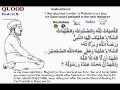 namaz instructions