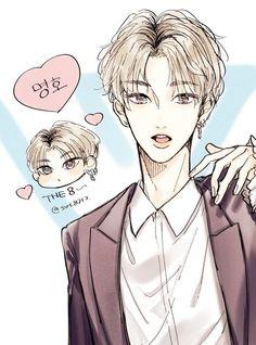 #밍하오 #디에잇 #minghao #the8 #세븐틴 #seventeen #k-pop #fanart