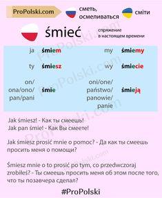 Learn Polish, Polish Language, Poland Travel, Knowledge, English, Education, Writing, Words, Languages