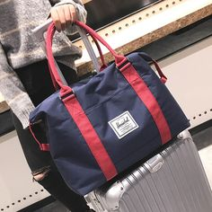 YIYONGFINE Personal Travel Bags Large Capacity Weekend Bag For Women Multifunctional Hand Luggage Bag, Luggage Accessories – Sports & Entertainment Hand Luggage Bag, Luggage Bags, Mens Travel Bag, Travel Bags, Luggage Accessories, Large Bags, Bag Storage, Gym Bag, Shoulder Bag