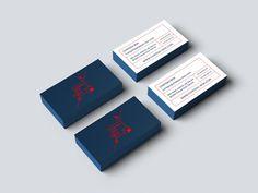 Chateau Box Business Card Glng Benoit Galangau