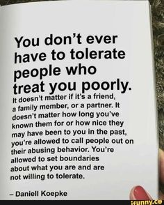 You're allowed to call people out on their shitty behavior. You're allowed to set boundaries about what you are and are not willing to tolerate. Quotable Quotes, Wisdom Quotes, True Quotes, Great Quotes, Words Quotes, Quotes To Live By, Motivational Quotes, Inspirational Quotes, Sayings