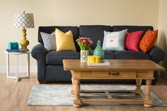 living room - Eclectic - Living Room - Images by Wayfair | Wayfair