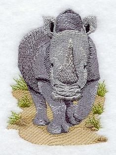 Machine Embroidery Designs at Embroidery Library! - African Animals a4486