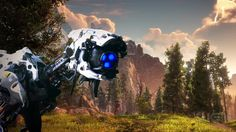Horizon Zero Dawn - Watchers: Step out of the Game Trailer - E3 2016 Watch one of Earth's future rulers walk from the world of Horizon Zero Dawn into ours. June 14 2016 at 11:58PM https://www.youtube.com/user/ScottDogGaming