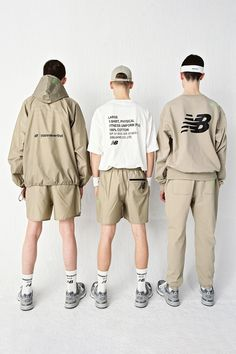 thisisneverthat x New Balance Physical Fitness Uniform Streetwear Mode, Streetwear Fashion, Sport Fashion, Mens Fashion, Hijab Fashion, Fashion Tips, Tee Shirt Designs, Grafik Design, Apparel Design
