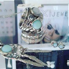 173 vind-ik-leuks, 2 reacties - @i.x.x.x.i_holland op Instagram: 'Pastel❤ #ixxxi #jewelry #mint #pastel #steel #mixandmatch #summervibes #fashion #blogpost #instablog'