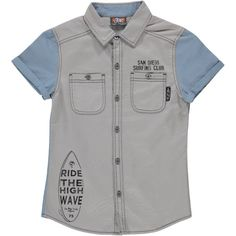45a91235d305c Mock Denim Shirt from Ackermans, a South African value retailer and  stockists of affordable family clothing, footwear, textiles and cellular in  nationwide ...