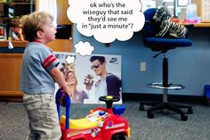 Stevie Fan Club {The Dreaded Eye Doctor} | This Mom's Gonna SNAP!